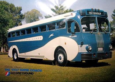 Yellow Coach 719 1937