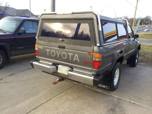Toyota Turbo Rear