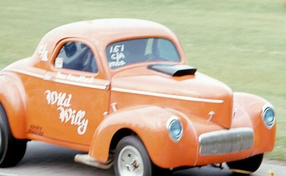 16 Willys Gasser