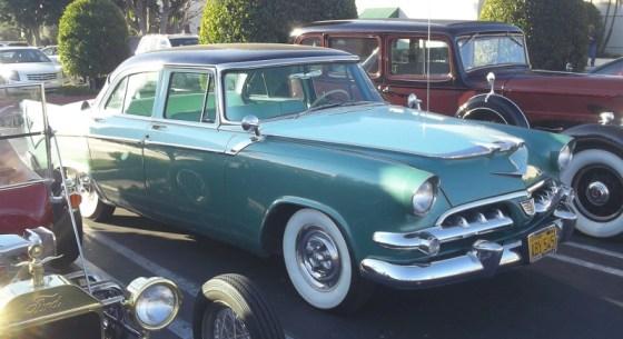 1956 Dodge 4 door