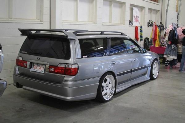 1997 Nissan Stagea 1