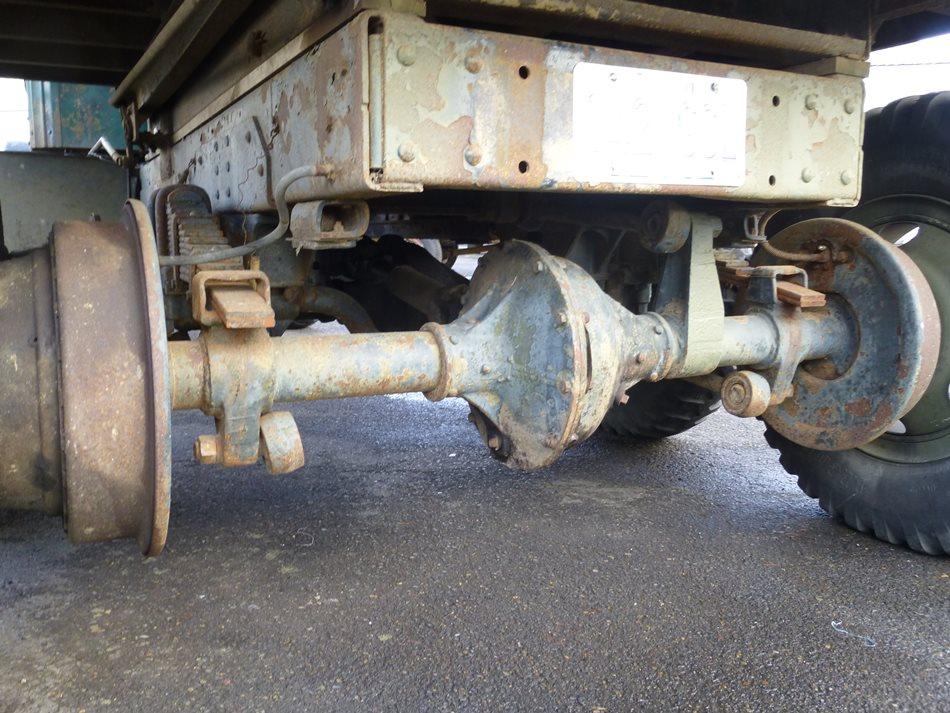 1944 ford dump truck