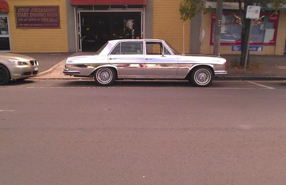 Mercedes W108