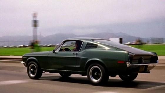 Mustang 1967 Bullit