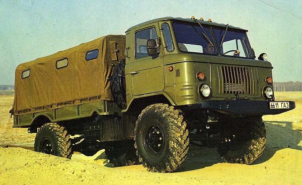 1 GAZ66
