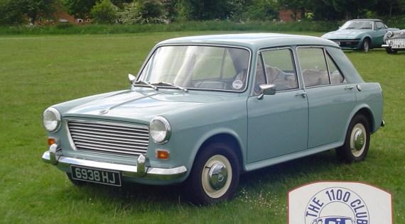 1963 Morris 1100