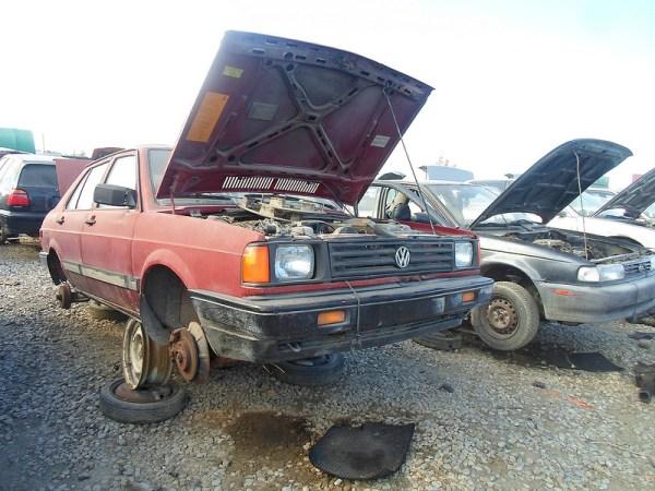 1987 Volkswagen Fox