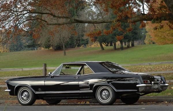 Buick Riviera 1963 bk