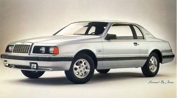 1983 Ford Thunderbird