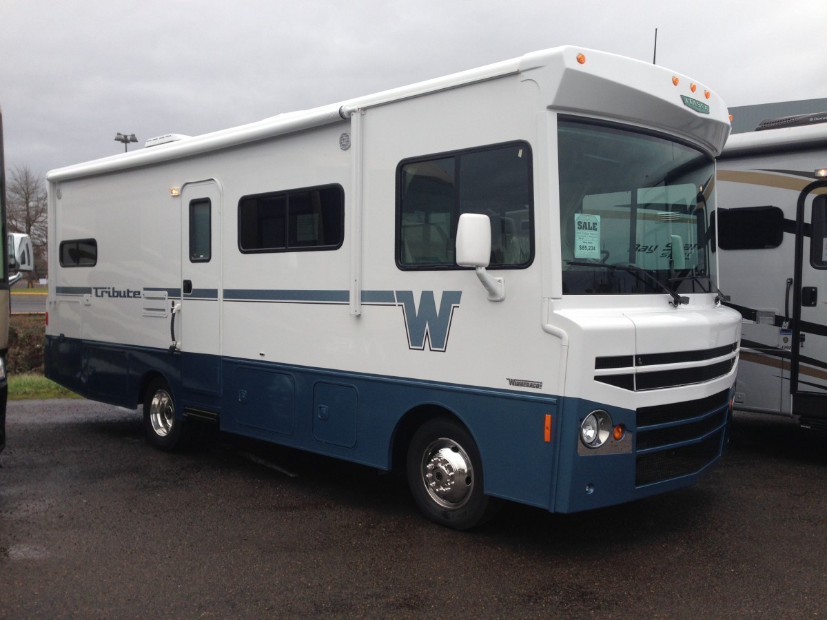Cc Outtake 2015 Winnebago Tribute The First Retro Motorhome
