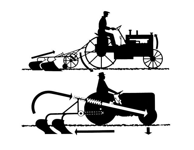 Ag History: Ford N Series Tractors And The Handshake That