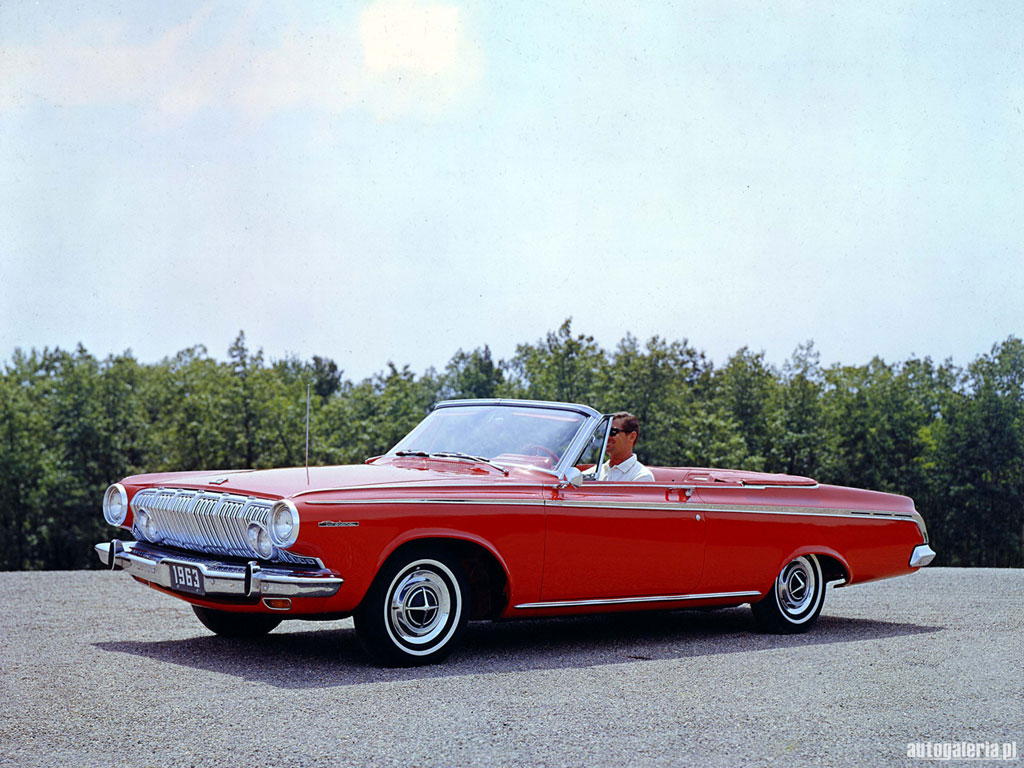 Curbside Classic 1964 Dodge Polara Convertible