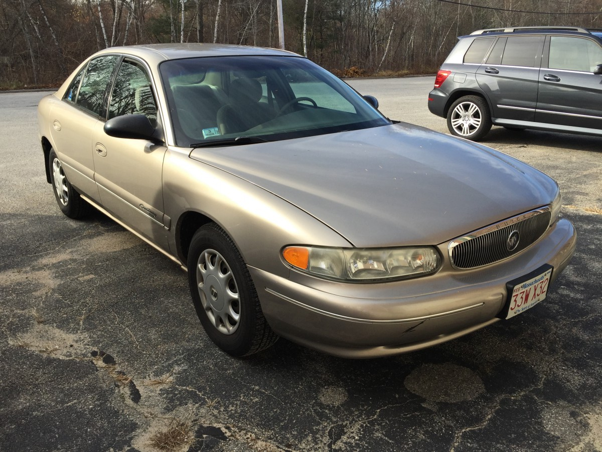 Curbside Classic 2000 Buick Century Comfortably Numb