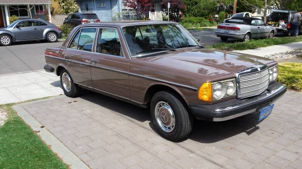 Coal 1977 mercedes benz 240d oh lord won t you buy me for Oh lord won t you buy me a mercedes benz