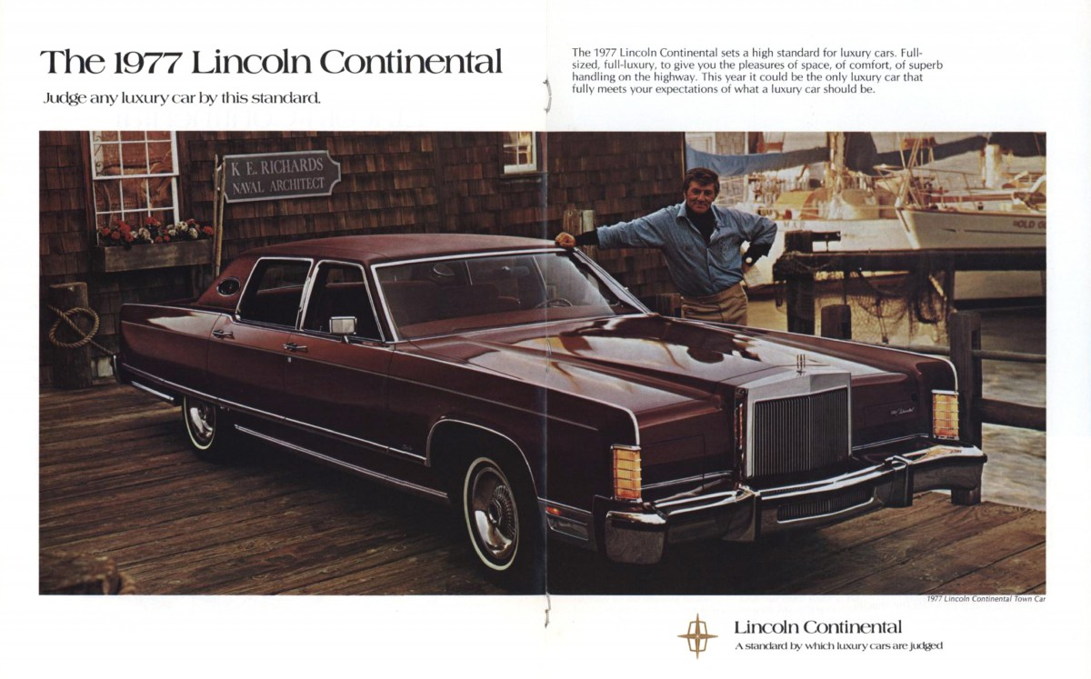 curbside classic 1979 lincoln continental town car sometimes more is more. Black Bedroom Furniture Sets. Home Design Ideas