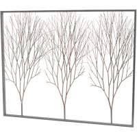 Libra Copper Tree Wall Art
