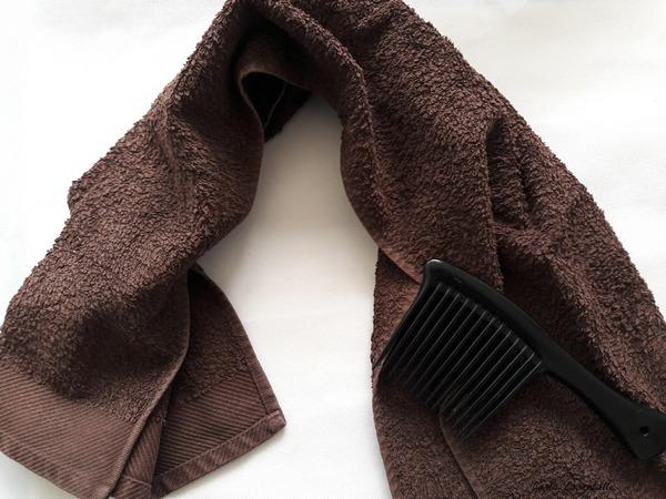Le secret pour sécher ses cheveux sans les abîmer