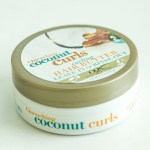 OGX Quenching Coconut Curls Curling Hair Butter Review