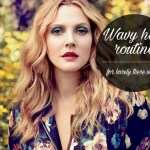 Wavy hair routine – How is it different from a curly hair routine