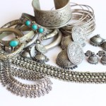 Oxidised Silver Jewellery & where to buy them online in India