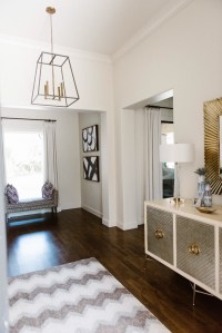 Entryway Decor Ideas | Curls and Cashmere