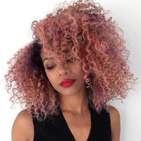 Color Styles For Curly Hair | Hair Color and Styles for ...
