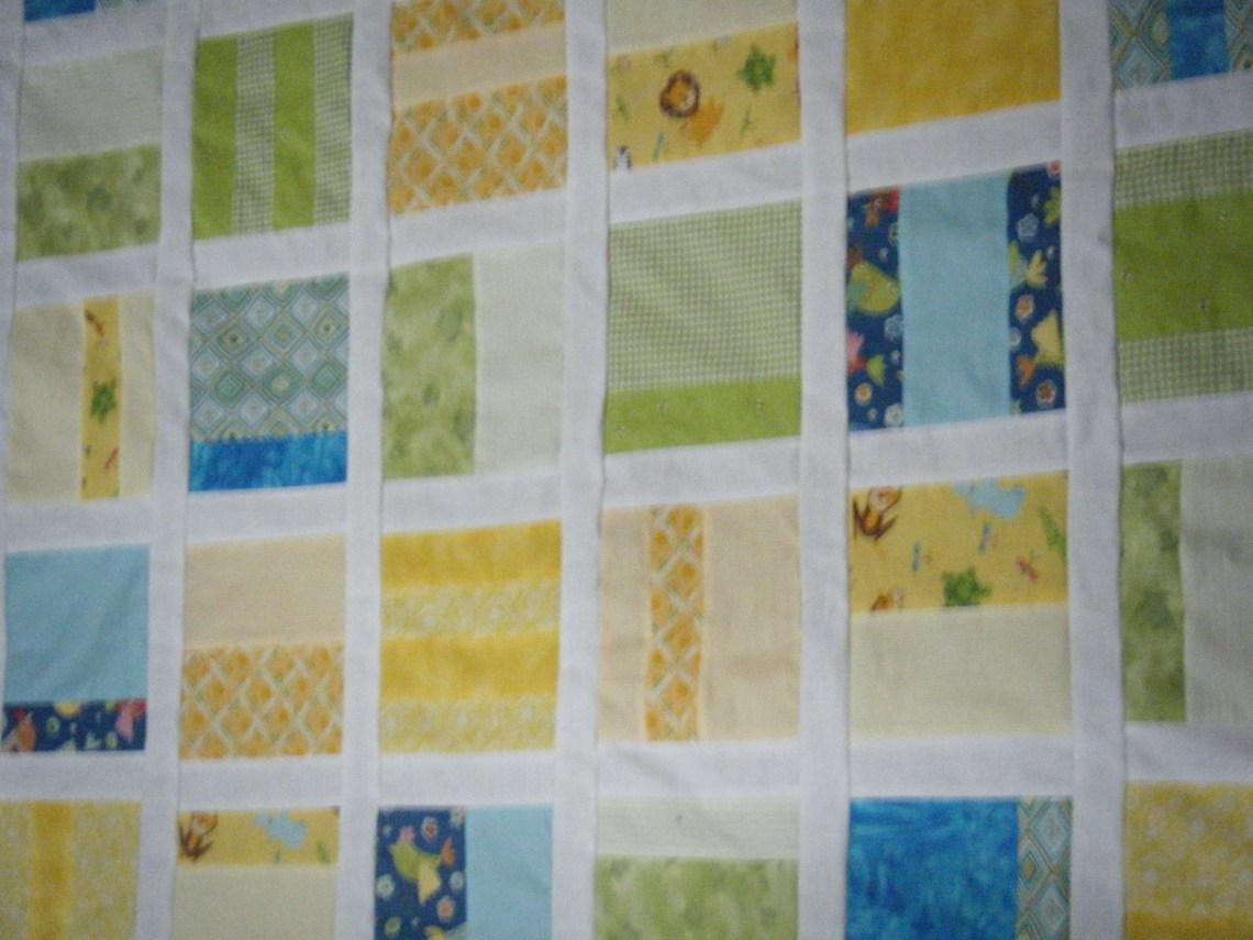 Tomahawk's quilt