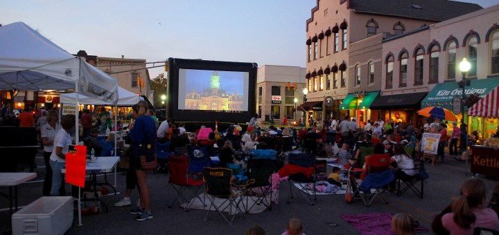 "The seven-title Noblesville Movie Series begins Aug. 30 with ""The Hunger Games: Catching Fire"" and includes the animated films ""Despicable Me 2,"" ""Monsters University"" and ""Frozen"""