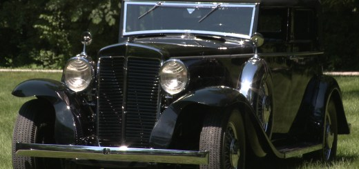 A 1931 Marmon 16 four door sedan will be on display at Conner Prairie's inaugural Festival of Machines Sept. 13 and 14. (Submitted photo)