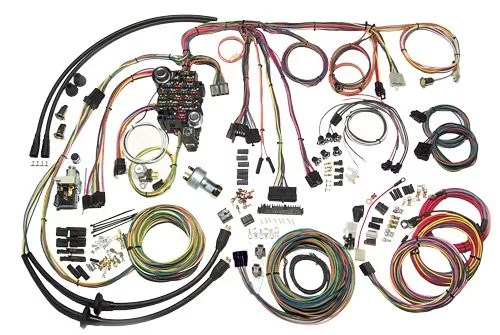 1957 Chevy Wagon Wiring Harness Wiring Diagram