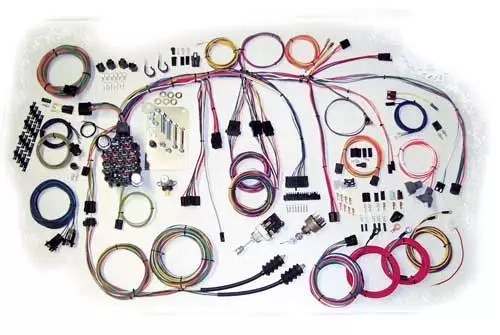 1961 Chevy Pickup Wiring Harness Wiring Diagram