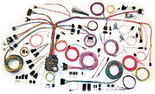 Complete Wiring Kit - 1967-68 Camaro - CPW LSX Harness LSX Swap