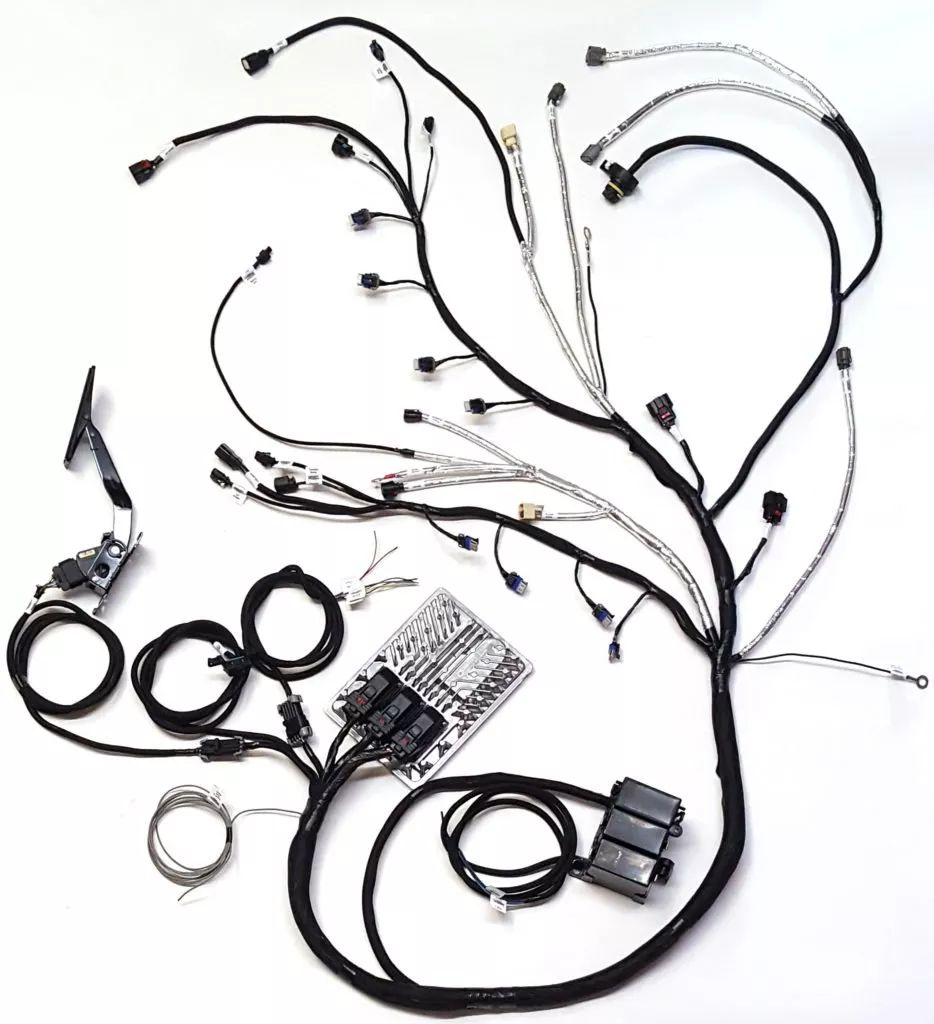 lt1 stand alone wiring harness
