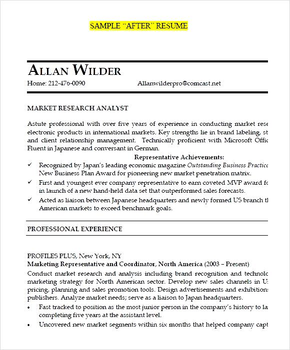 Free Resume Templates For Libreoffice Libreoffice Resume Template