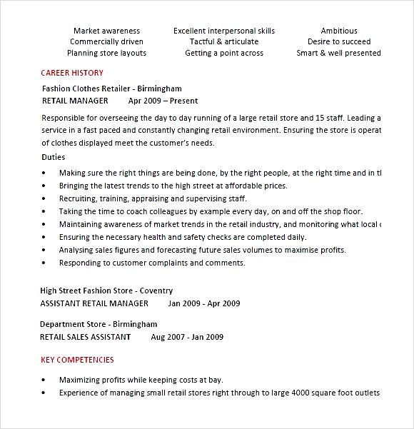 Student\u0027s Guide to Writing College Papers Fourth Edition retail - Retail Store Manager Resume