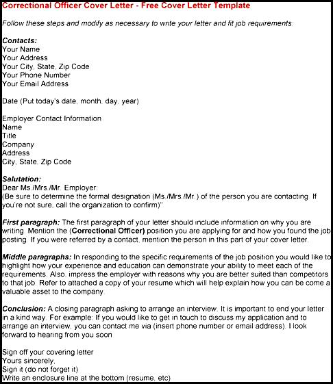 cover letter for correctional officer - 28 images - police officer - cook county correctional officer sample resume