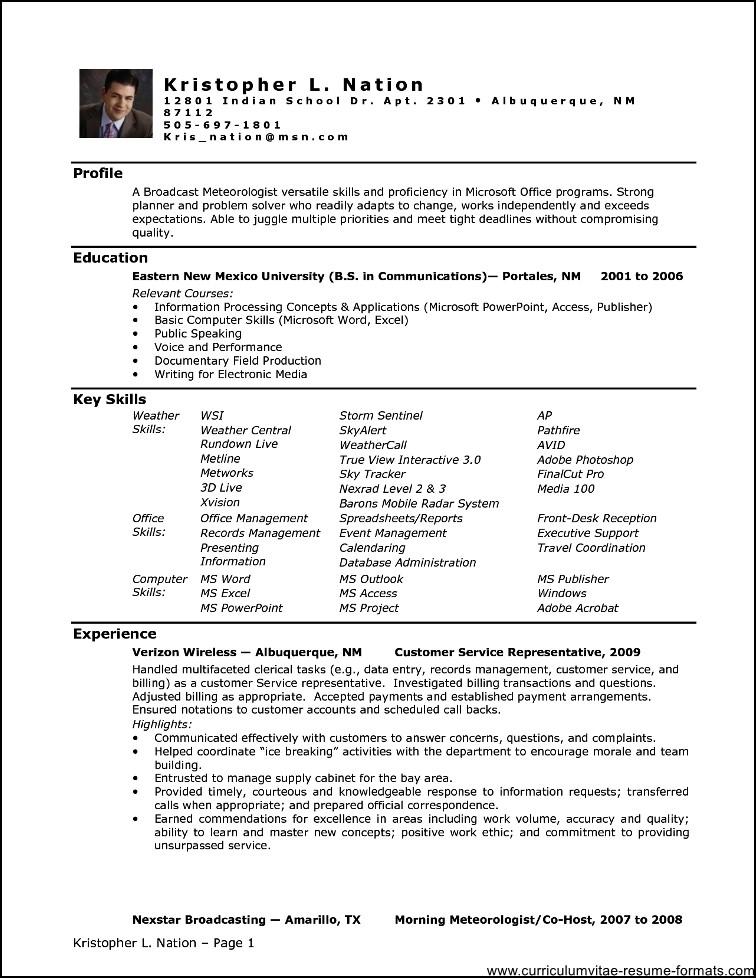 nursing resume helper
