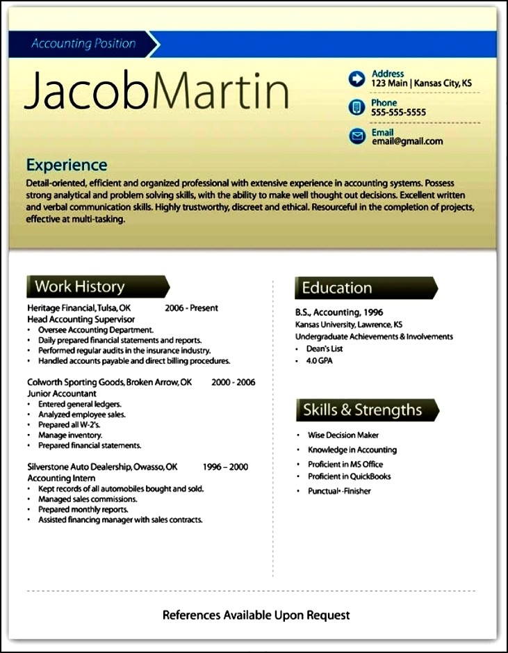 modern resume template doc free samples examples format sample modern resume - Sample Modern Resume