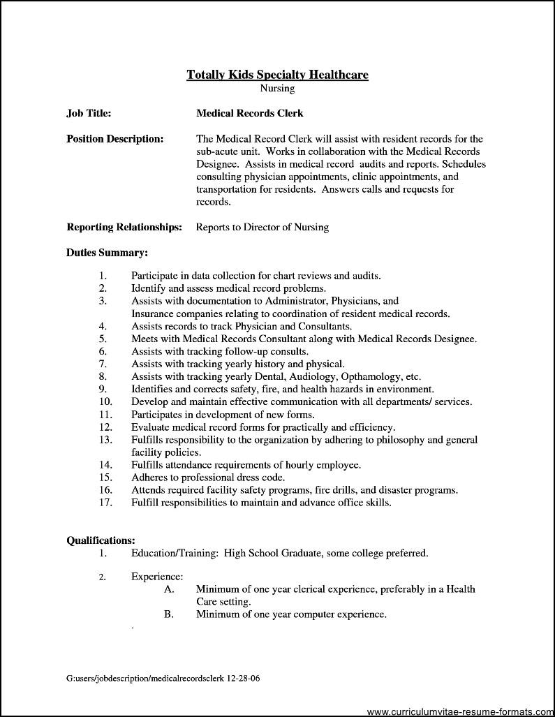 store clerk responsibilities resume list of store clerk responsibilities and duties o resumebaking warehouse clerk resume