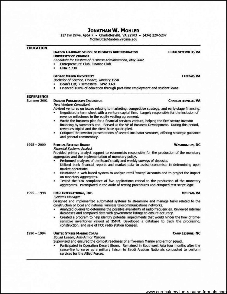 Downloadable Resume Template Free Teacher Resume Templates - resume format in word free download