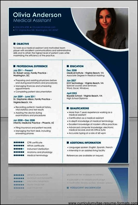 Resume Format Template Open Office | Latest Resume Format For