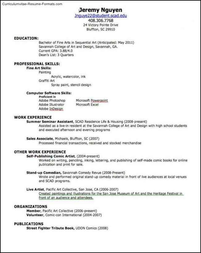 denisco and barker 2015 resume template