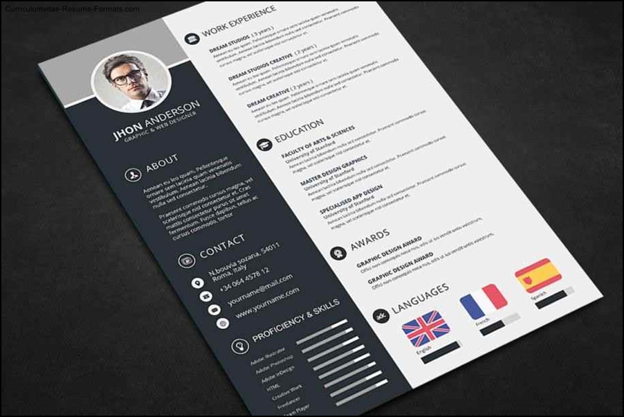 Key Word Resume Template Resume Template For Fresher 10 Free Word Excel Pdf Free Professional Resume Template Word Free Samples