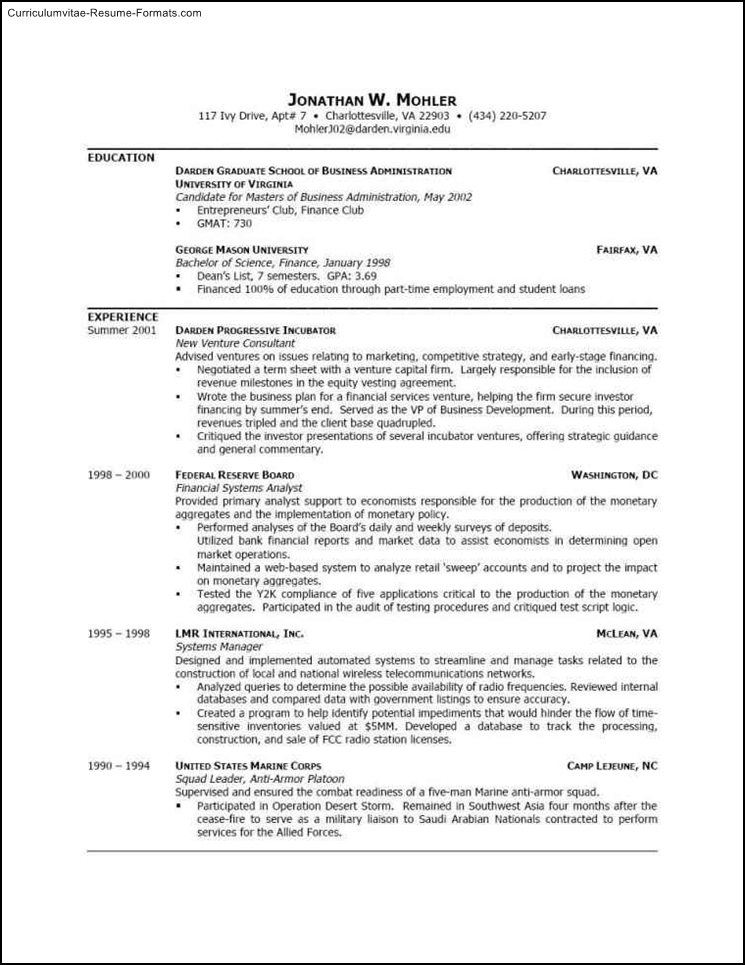 resume format on microsoft word 3slufsluidsprekers