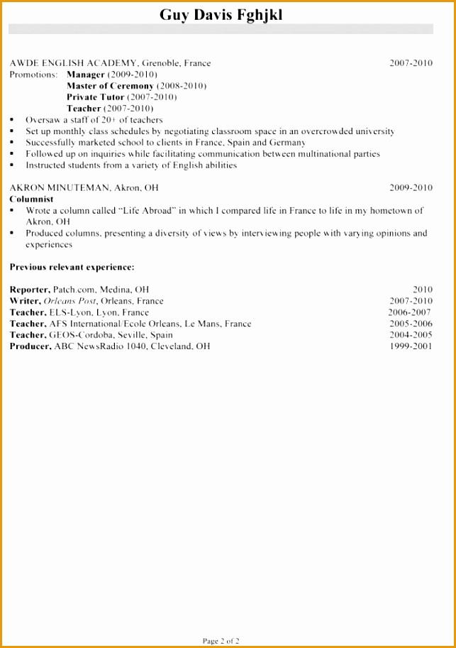 Resumes Search Engine Optimization