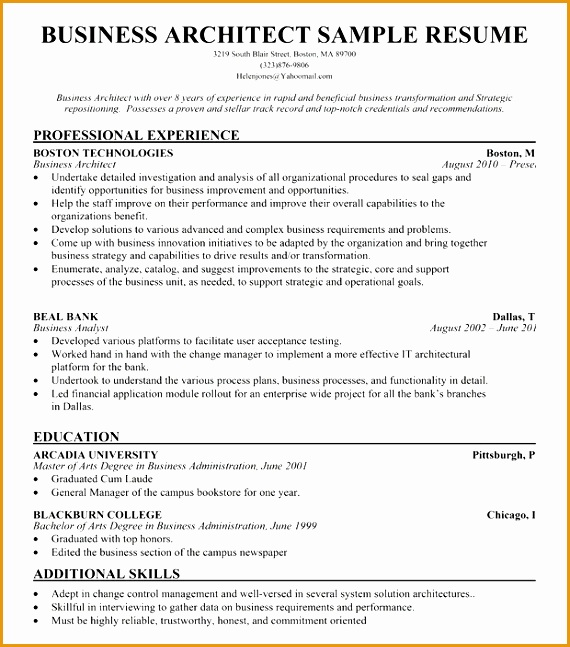 Data Architect Resume Data Architect Resume Example Data Analytics - architectural assistant sample resume