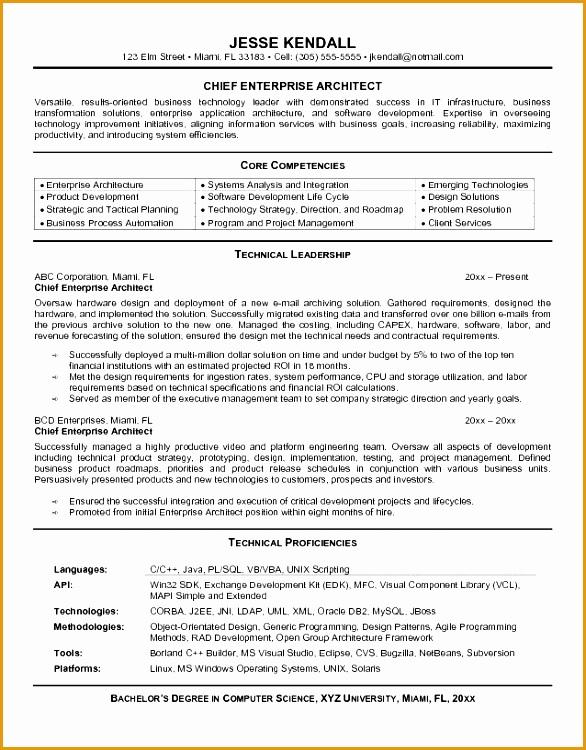 resume templates enterprise architect architect resume samples pdf - enterprise architect resume sample