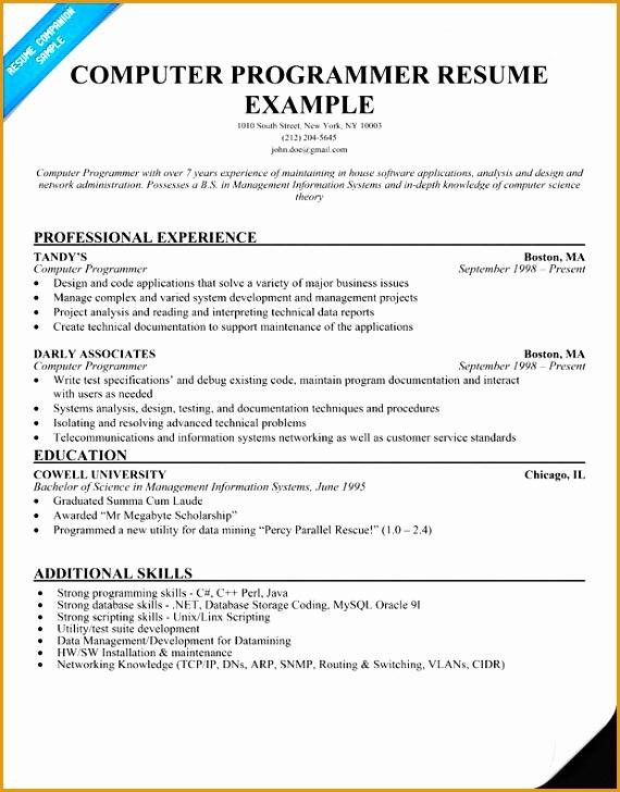 Computer Programmer Job Description - staruptalent - - programmer job description