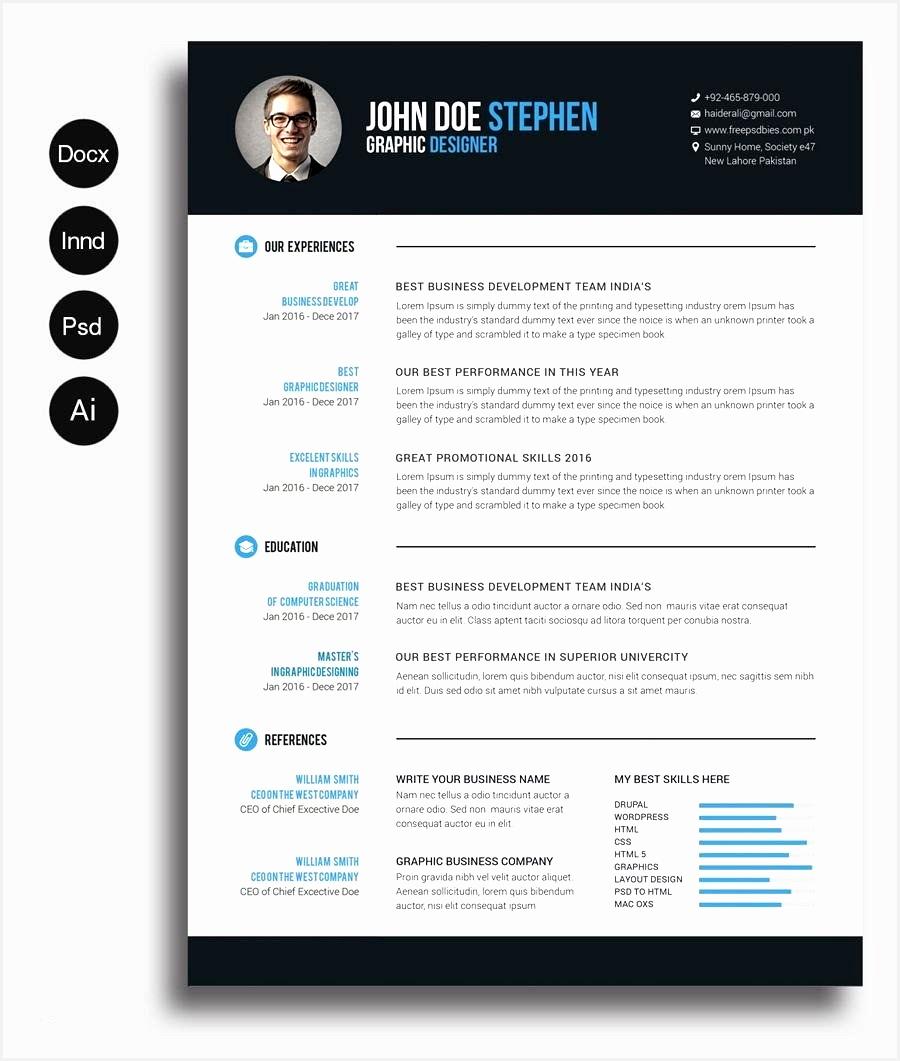 logiciel cv design mac