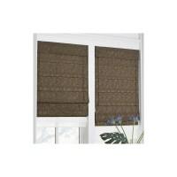 Double Roman Shade - Curtain-Drapery.com